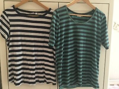 2 x Next Maternity T-shirt / Top Bundle, size 16