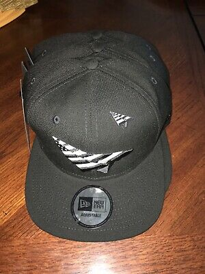 0370dd9be11 Roc Nation Snapback Old School Hat New Era With Pin Jay-Z Hat! Paper