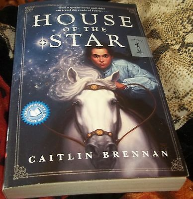 HOUSE OF THE STARS by CAITLIN BRENNAN (2011 TRADE SIZE PAPERBACK)