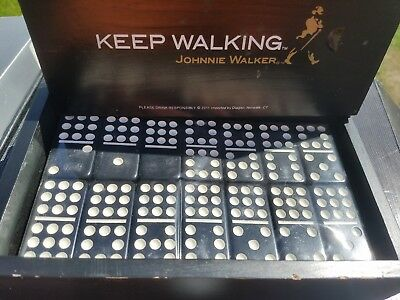 Johnny Walker Domino Set