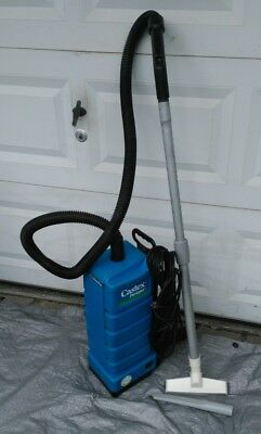 Castex Portapac Model Bp1402 Backpack Vacuum  R492