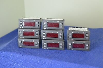 lot of 8 Eliwell IC902 electric controller for temperature on off