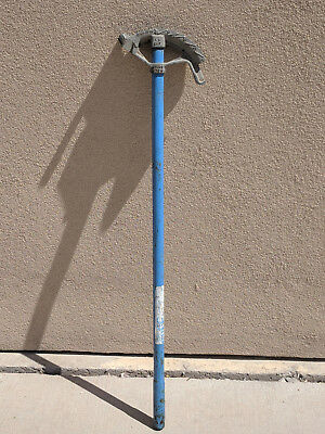 "Ideal 74-031 1/2"" Inch Conduit Pipe Bender With Blue Pipe"