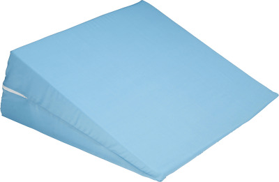 "Cover for Bed Wedge Pillow, 24"" x 24"" x 10"", Blue Part No. FW4080BLCVR Qty  Per"