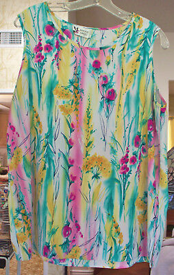 Maggie Sweet Sz Large, Tank Top, Fantasia Collection