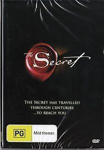 THE SECRET  Rhonda Byrne DVD =REGION 0, AUSTRALIAN RELEASE= BRAND NEW AND SEALED