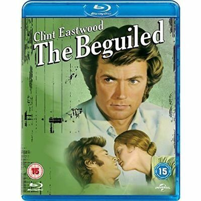 The Beguiled Blu Ray=Clint Eastwood=Region B Australia=Brand New And Sealed