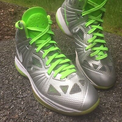 cheap for discount 132a8 21bb5 Nike LeBron 8 VIII Elite P.S. Dunkman Size 12 441946-002 what the bhm all