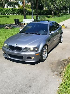 2005 BMW M3 Competition Package Bmw M3 E46