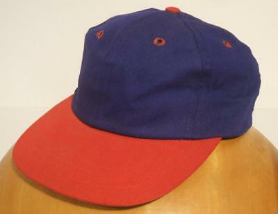 NEW OLD STOCK NOS VTG 1950s 60s COTTON BASEBALL CAP SPORTSWEAR HAT - Sz 7 1/8