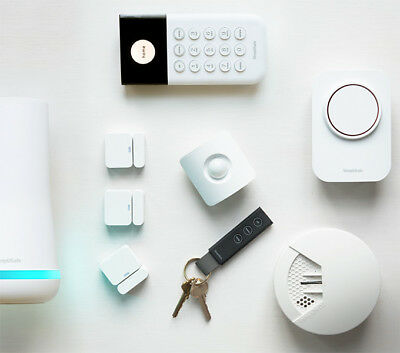 NEW version 2018 SimpliSafe - The Hearth