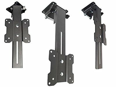 Ceiling Mount LCD LED TV PC Monitor Ceiling Bracket Sloping Roof Campers Truck S