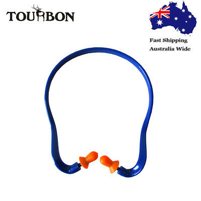 Tourbon Earplugs Hearing Protection Noise Reducer U Band Range Shooting AU Post