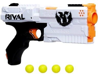 NEW Nerf Rival Kids Children Phantom Corps Kronos 5 Rounds Toy Gun Dart Blaster