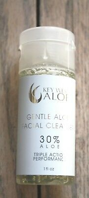 KEY WEST Gentle Alo Facial Cleanser For All Skin Types 1 OZ