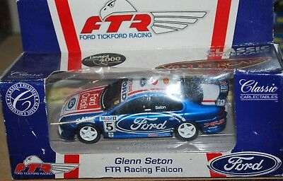 1:43 Classic Carlectables Ford Glen Seton FTR Racing Falcon