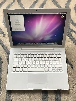 Apple MacBook A1181 33,8 cm (13,3 Zoll) Laptop - MB061D/B (November, 2007)