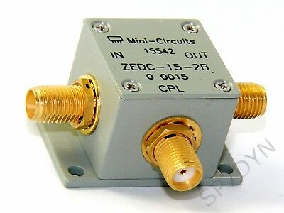 NWT500 Wideband Directional Coupler Bridge 1-1000MHz ZEDC-15-2B Mini-Circuits