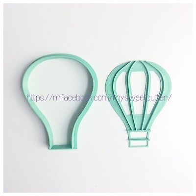 Formine Mongolfiera Air Baloon Formine Biscotti Cookie Cutter