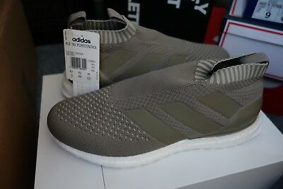 premium selection e58fb d93a5 Adidas ACE 16+ PureControl Ultra Boost size 10 Clay CG3655