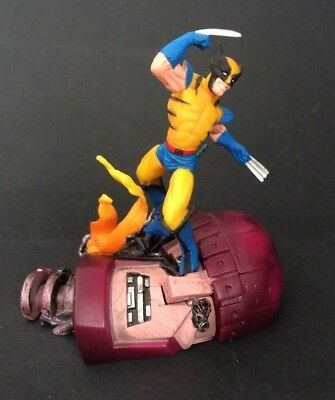 Wolverine Logan - Marvel Figure Factory Toybiz - Good Condition Out of Box