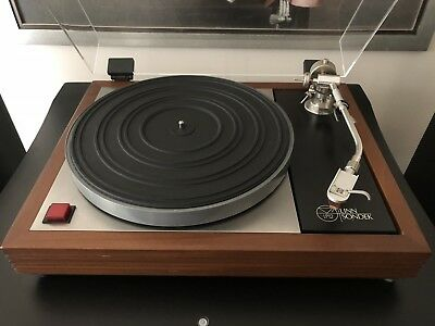 Linn Sondek LP12 with Fidelity Research Arm & Clear Audio Cartridge
