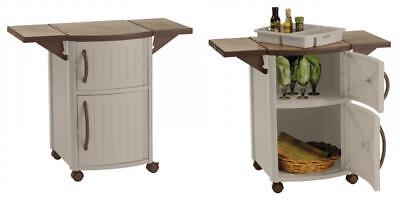 Suncast Patio Cabinet And Prep Station