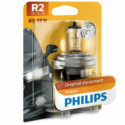 Philips R2 Vision 12v Replacement Upgrade Car BULB Single 12475B1