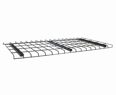 "Pallet Rack Mesh Shelves, 1 shelf = 36""D x 120""L"