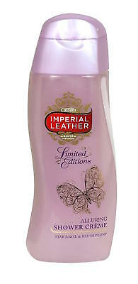 ** 2 X Cussons Imperial Leather Alluringshower Cream New ** Blush Peony