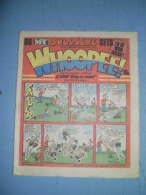 Whoopee issue dated August 14 1982