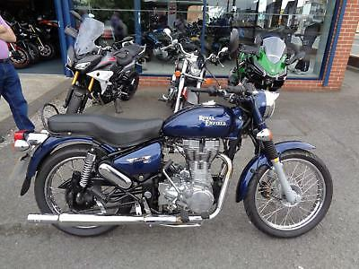 Royal Enfield Bullet 500 EFI, CLASSIC STYLE, 500CC FUEL INJECTED ENGINE