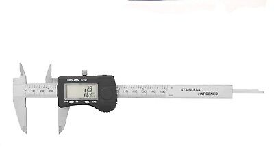 MARATHON CO030150F64 Digital Caliper With Fractions- 1/64in