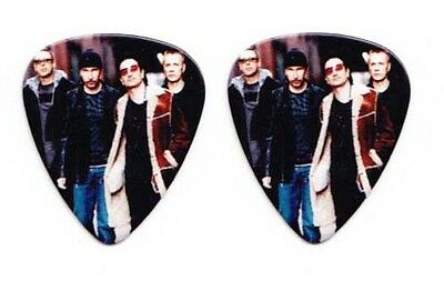 U2 Band Photo Promo Guitar Pick #2