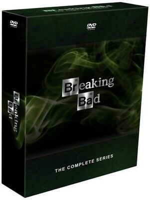 Breaking Bad Complete Series Season 1-6 Final (DVD 21-Disc) 1 2 3 4 5 6 Boxset