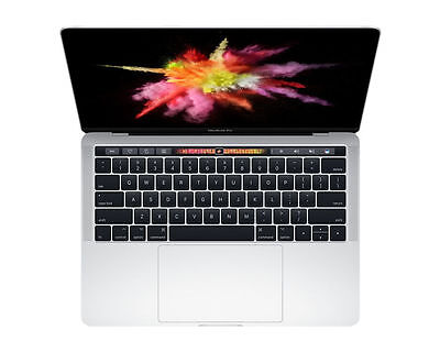 "Apple MacBook Pro 13"" Laptop mit Touchbar und Touch ID , 256GB - MPXX2D/A - (Ju…"