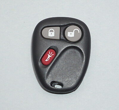 OEM MATCHED PAIR CADILLAC CTS KEYLESS REMOTE ENTRY FOB  #1 AND #2  12223130-50