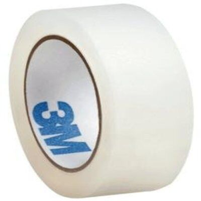 """Blenderm Clear Hypoallergenic Plastic Surgical Tape 1/2"""" x 5 yds. (1/each)"""