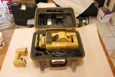 Topcon GTS 302 Total Station Surveying Construction