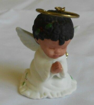 Morehead Holly Babes Angel Kneeling And Praying Ornament