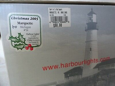 Harbour Lights - Christmas 2005,marquette, Michigan #720