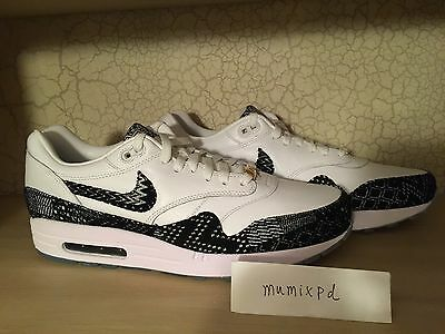 NIKE AIR MAX 1 BHM QS Black History Month 739386 100 SAMPLE supreme 12.5 new