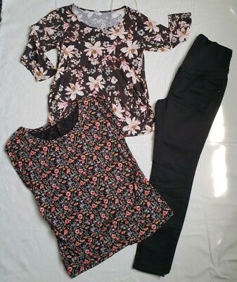 Maternity Bundle. In Excellent Condition. Size 12 - 14.