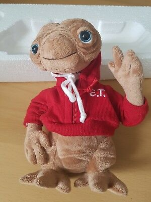 ET The Extra Terrestrial Plush Soft Toy 9 inches tall