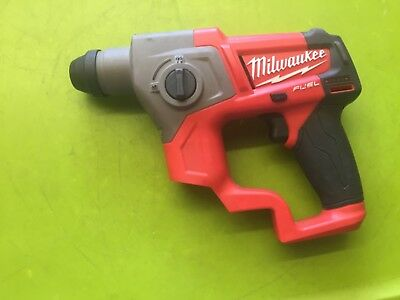 Milwaukee 2416-20 M12 Fuel 5/8 SDS Plus tool Only. Dated 2016