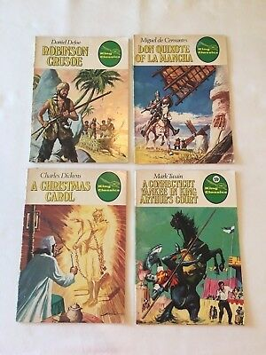 Comic King Classics Lot of 4 Comics (2nd printing) Harder to find Issues  lot K1