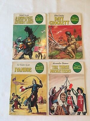 Comic King Classics Lot of 4 Comics (2nd printing) Harder to find Issues  lot K3