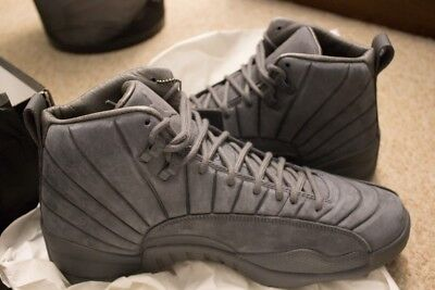 7c4b5ae1233ad7 AIR JORDAN XII 12 Public School PSNY Dark Grey