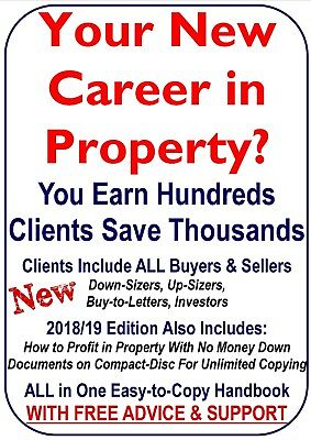 NEW: Big Earnings in Property. Business-Opportunity. Instant-Fix Kit