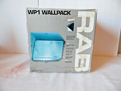 NEW RAB Wallpack WP1SN100 High Pressure Sodium 100W 29053